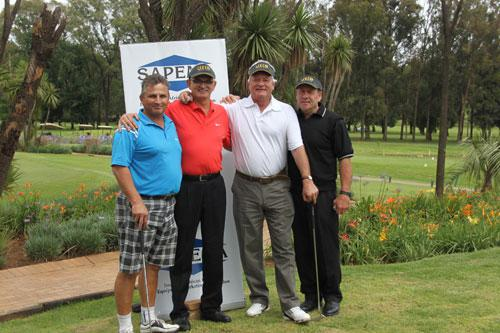 SAPEMA Golf Day, sponsored by SAIOSH