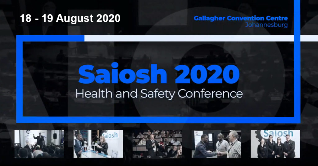 Saiosh Health & Safety Conference